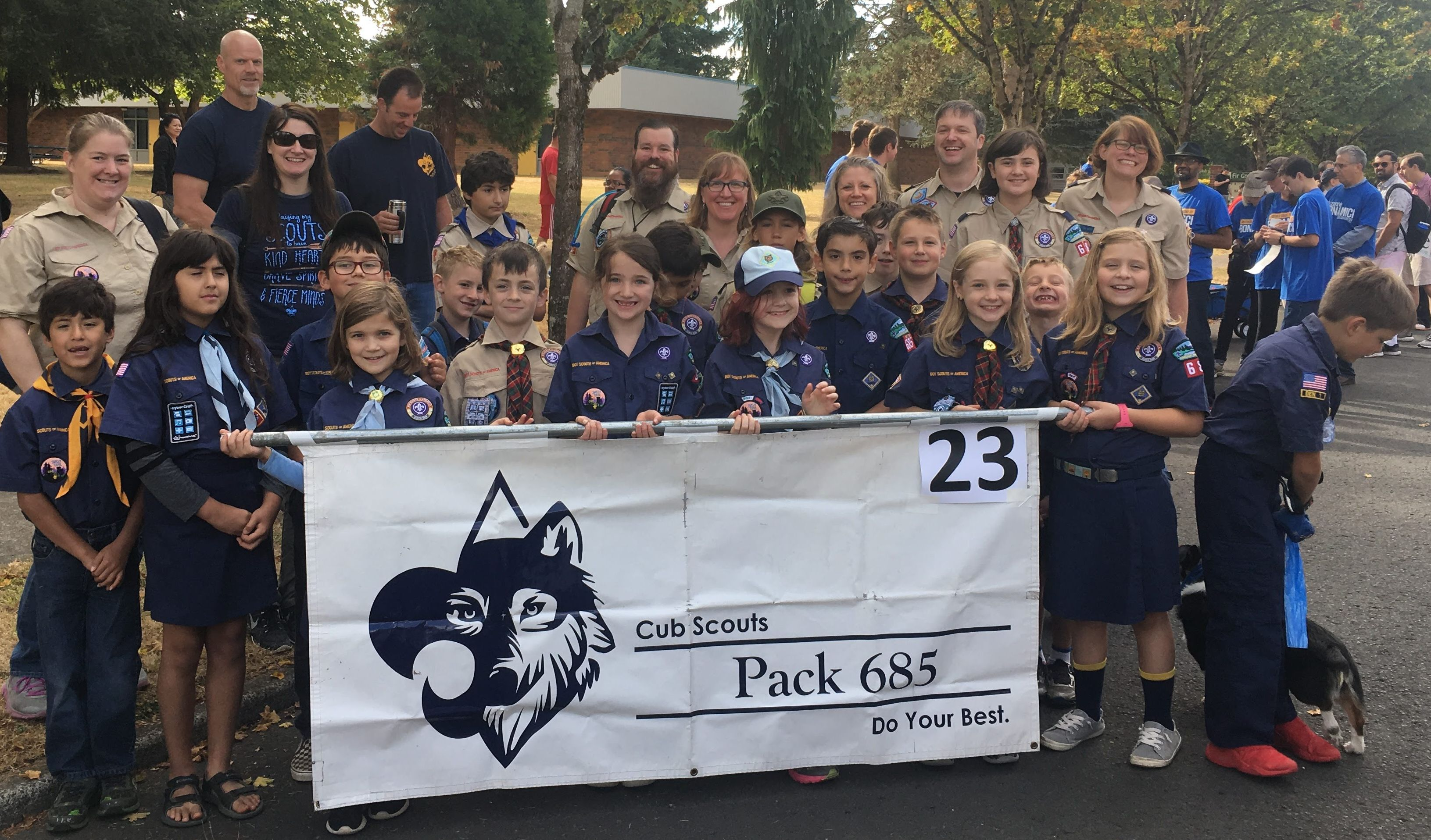 Pack 685 | Cub Scout Pack 685, Beaverton Oregon